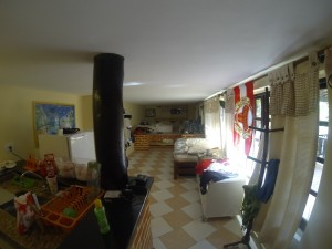 vårt sovrum